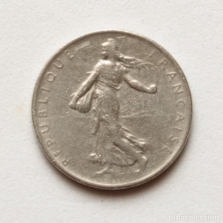 Francia 1 Franc 1960 Km 925 1 Buy Old Coins Of Europe At