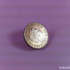 Monedas antiguas de Europa: MONEDA-ONE PENNY-2015-ISABEL II-UK-BUEN ESTADO. Lote 158467702