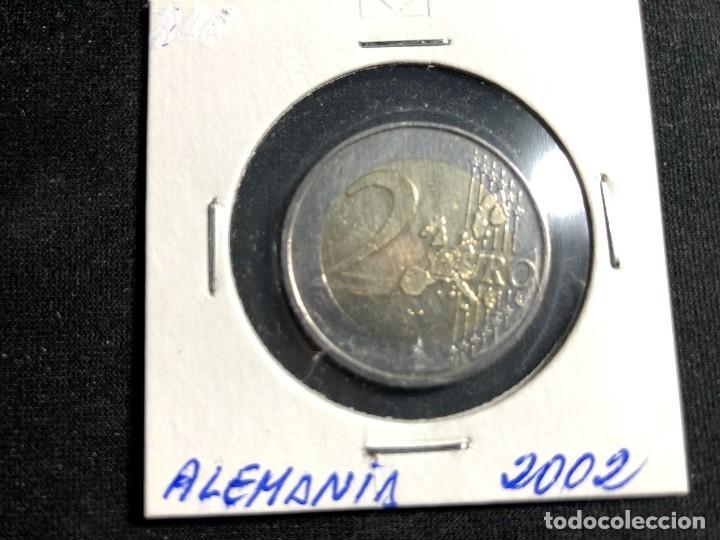 Monedas antiguas de Europa: Moneda 2 euros Alemania 2002-Ceca F - Foto 2 - 158626554
