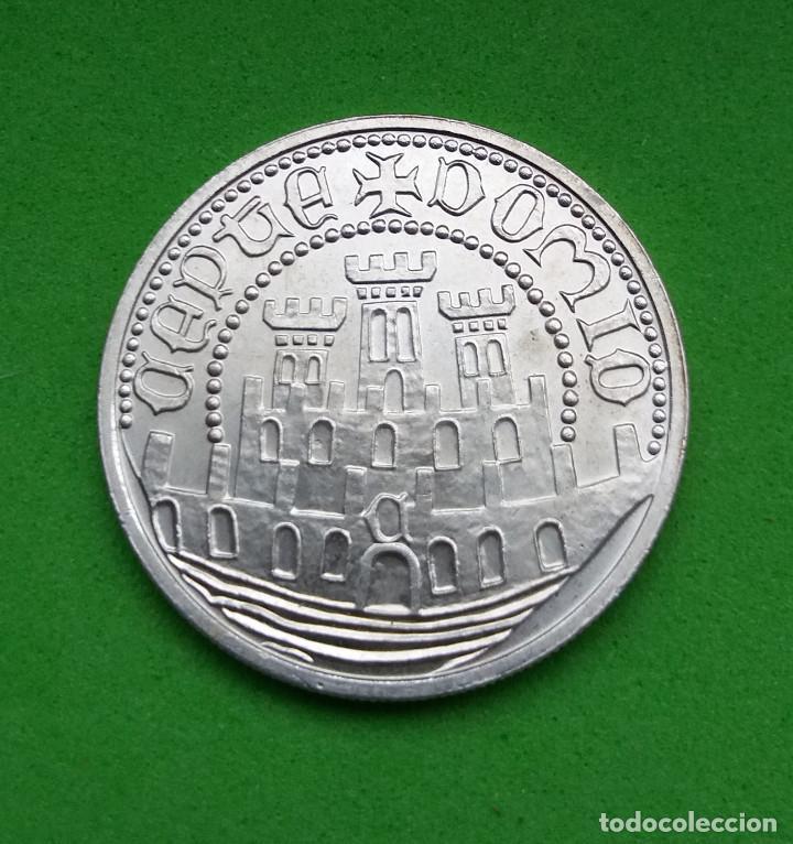 Monedas antiguas de Europa: PORTUGAL - REPUBLICA PORTUGUESA - 1983 - 500 ESCUDOS - PLATA - Foto 2 - 158987250