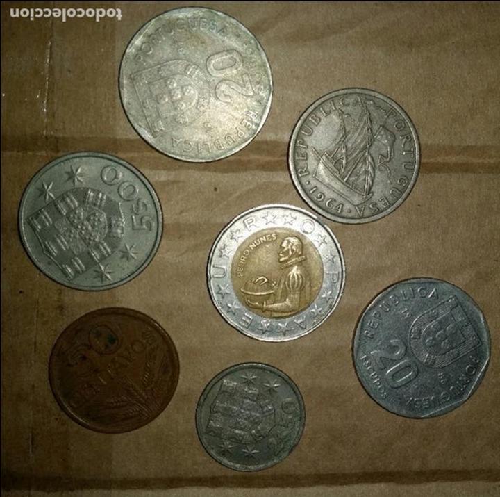 Monedas antiguas de Europa: LOTE MONEDAS PORTUGUESAS - Foto 2 - 159602210