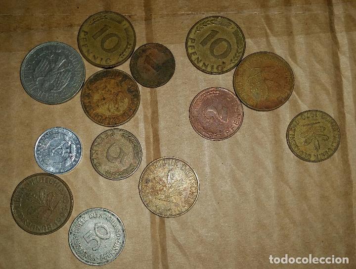 LOTE MONEDAS ALEMANAS (Numismática - Extranjeras - Europa)