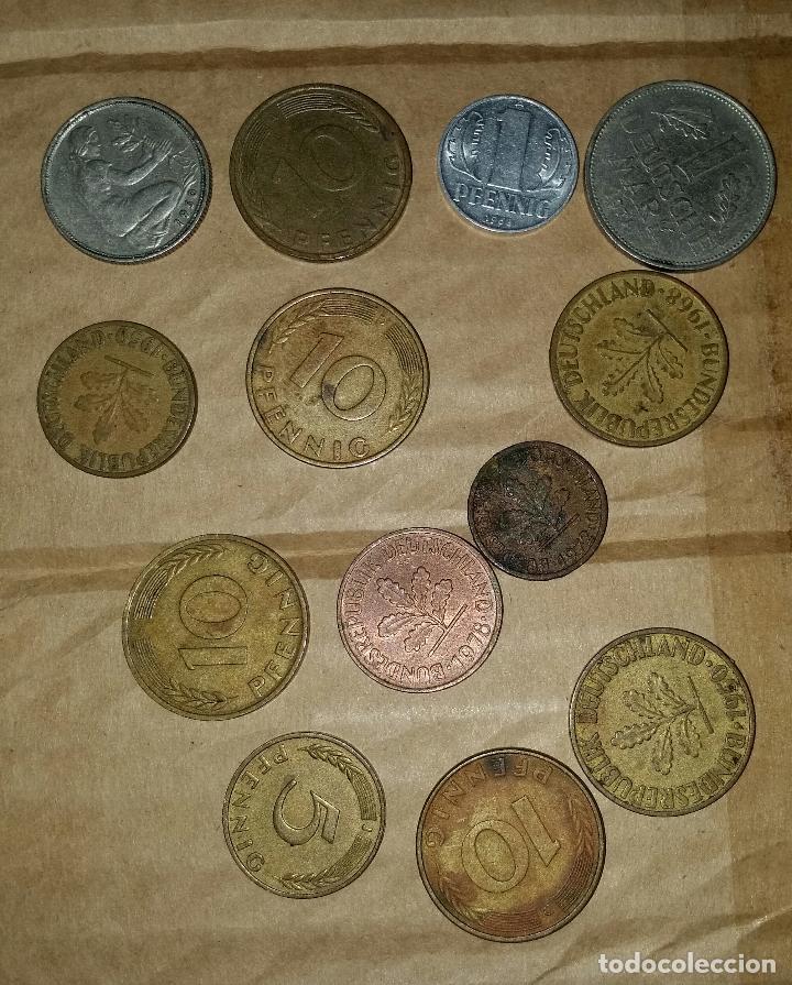 Monedas antiguas de Europa: LOTE MONEDAS ALEMANAS - Foto 2 - 159602854