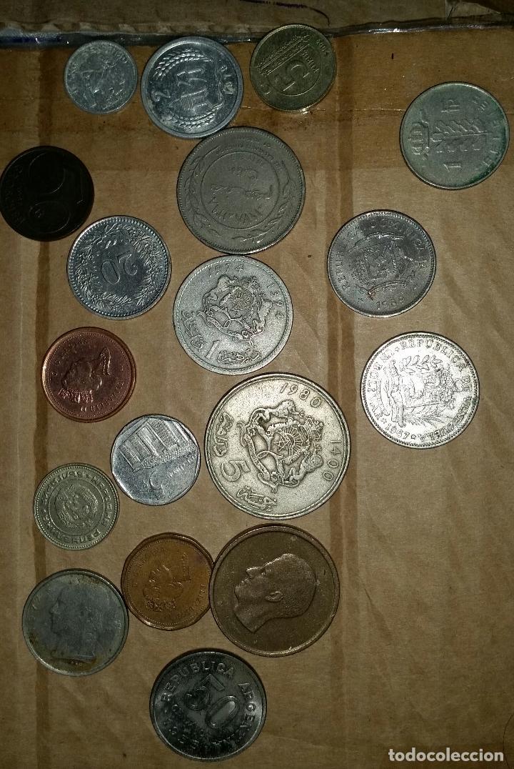 Monedas antiguas de Europa: LOTE MONEDAS EXTRANJERAS DISTINTOS PAISES - Foto 2 - 159603294