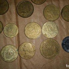 Monedas antiguas de Europa: LOTE MONEDAS FRANCESAS. Lote 159604550