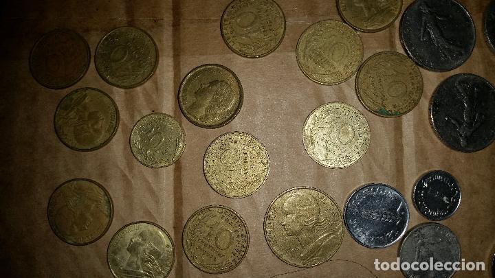 Monedas antiguas de Europa: LOTE MONEDAS FRANCESAS - Foto 2 - 159604550
