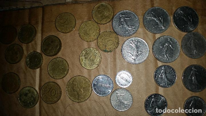 Monedas antiguas de Europa: LOTE MONEDAS FRANCESAS - Foto 4 - 159604550
