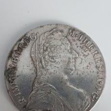 Monedas antiguas de Europa: 1 TALER FALSO 1780. Lote 159832513