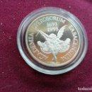 Monedas antiguas de Europa: ESLOVENIA. 500 TOLARJEV DE PLATA DE 1993. Lote 159849158
