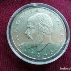 Monedas antiguas de Europa: 20 FORINT DE PLATA DE 1948 , HUNGRIA. CONMEMORATIVA.1848-1948. Lote 159850610