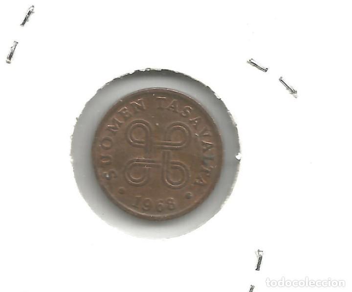Monedas antiguas de Europa: FINLANDIA - 1 PENNI 1968 - MISMA COMO LA DE LAS FOTOS - VISITA TAMBIÉN MIS OTROS LOTES - Foto 2 - 159886182