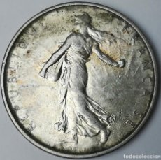 Monedas antiguas de Europa: MONEDA 5 FRANCOS DE PLATA. FRANCIA 1962. Lote 159956742