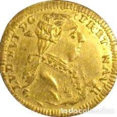 Monedas antiguas de Europa: ESTADOS ALEMANES. JETÓN. LAUER. NUREMBERG. 1.791. Lote 160080798