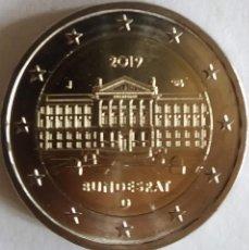 Monnaies anciennes de France: MONEDA 2 EUROS CONMEMORATIVA ALEMANIA 2019 - BUNDESRAT ALEMÁN – CECA J. Lote 203265323