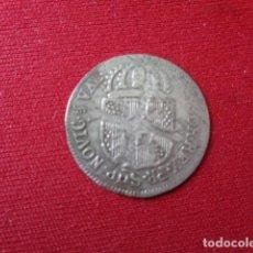 Monedas antiguas de Europa: NEUCHATEL. KREUZER? 1791 FRIEDRICH WILHELM II. PLATA. Lote 160433514