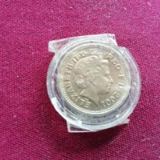 Monedas antiguas de Europa: REINO UNIDO. LIBRA DE 2001. SC. Lote 160687762