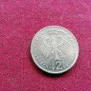 Monedas antiguas de Europa: ALEMANIA. 2 MARCOS DE 1969 G. NUEVA. Lote 160689002