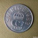 Monedas antiguas de Europa: 5 KTONOR.SUECIA. Lote 160893936
