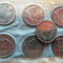 Monedas antiguas de Europa: FRANCIA. LOTE DE 7 MONEDAS DIFERENTES DE PLATA DE 10 FRANCOS. 1965 A 1972. NUEVAS. Lote 161161242
