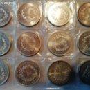Monedas antiguas de Europa: FRANCIA. LOTE DE 31 MONEDAS NUEVAS SC DE 50 FRANCOS DE PLATA. Lote 161161358