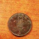 Monedas antiguas de Europa: REINO UNIDO 1971 2 PENIQUES. Lote 161180082