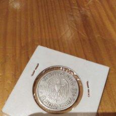 Monedas antiguas de Europa: MONEDA 2 MARCOS DE PLATA ALEMANIA NAZI 1934. Lote 161297426