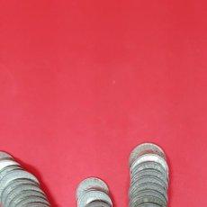 Monedas antiguas de Europa: SUIZA. LOTE DE 45 MONEDAS (VER DESCRIPCIÓN). Lote 161948050