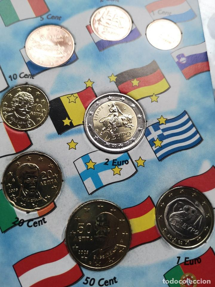 Monedas antiguas de Europa: Euro Set MONEDAS DE EUROS DE GRECIA DE 2005 - Foto 5 - 163197066