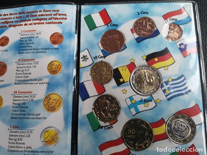 Monedas antiguas de Europa: Euro Set MONEDAS DE EUROS DE GRECIA DE 2005 - Foto 9 - 163197066