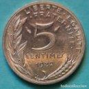Monedas antiguas de Europa: FRANCIA - 5 CENTIMES 1982 - S/C - CAT - SCHOEN Nº: 228.1 - MIRE MIS OTROS LOTES Y AHORRE GASTOS. Lote 163485022