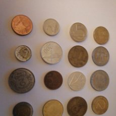 Alte Münzen aus Europa - Lote 20 monedas mundiales - 163522980