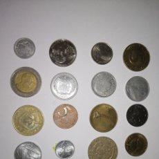 Alte Münzen aus Europa - Lote 20 monedas mundiales - 163525530