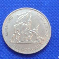Monedas antiguas de Europa: ALEMANIA 10 MARCOS 1972 A DDR REPÚBLICA DEMOCRÁTICA ALEMANA. Lote 163996926