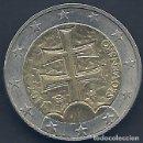 Monedas antiguas de Europa: ESLOVAQUIA - 2 EURO 2011 - EBC EN UN CARTÓN DE LAS MONEDAS - MIRE MIS OTROS LOTES. Lote 164227230