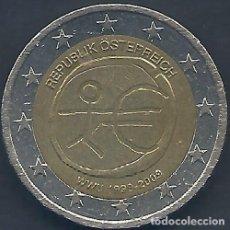 Monedas antiguas de Europa: AUSTRIA - 2 EURO 2009 - MBC - 10 AÑOS EU - EN UN CARTÓN DE LAS MONEDAS - MIRE MIS OTROS LOTES. Lote 176323234