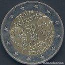 Monedas antiguas de Europa: FRANCIA - ALEMANIA - 2 EURO 2013 - MUY EBC - CONTRATO ELYSEE - EN UN CARTÓN - MIRE MIS OTROS LOTES. Lote 164230246