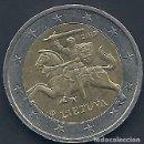 Monedas antiguas de Europa: LITUANIA - 2 EURO 2015 - EBC - EN UN CARTÓN DE LAS MONEDAS - MIRE MIS OTROS LOTES. Lote 164231370