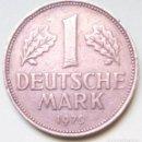 Monedas antiguas de Europa: ALEMANIA - 1 MARCO 1970 - CECA G - EBC - CAT.SCHOEN Nº 106 - VISITA MIS OTROS LOTES Y AHORRA GASTOS. Lote 164856710