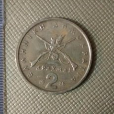 Monedas antiguas de Europa: GRECIA 2 APAXMAI. Lote 165256789