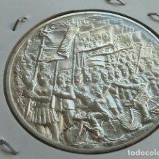Monedas antiguas de Europa: MONEDA D PLATA 500 LIRAS DE SAN MARINO 1978, FIESTA 1º DE MAYO, PESA 11 GRS, SOLO 130.000. Lote 165352194