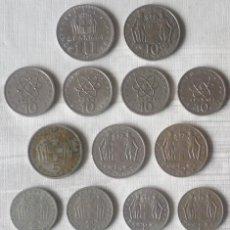 Monedas antiguas de Europa: LOTE DE 18 MONEDAS DE GRECIA. Lote 165500242