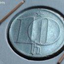 Monedas antiguas de Europa: CHECOSLOVAQUIA 10 HELLERS 1983. Lote 165546178
