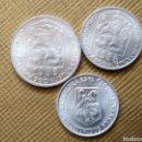 Monedas antiguas de Europa: MONEDAS CHECOSLOVAQUIA. Lote 165633600