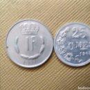 Monedas antiguas de Europa: DOS MONEDAS 1991 / 1982 LUXENBURGO. Lote 165634776