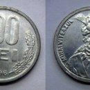 Monedas antiguas de Europa: MONEDA DE RUMANIA 100 LEI 1996. Lote 165700670