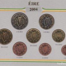 Monedas antiguas de Europa: 2004 MONEDAS EURO DE CURSO LEGAL IRLANDA - EIRE - SC. Lote 165992730