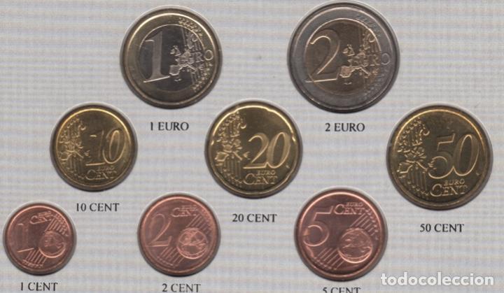 Monedas antiguas de Europa: 2004 monedas EURO de curso legal IRLANDA - EIRE - SC - Foto 10 - 165992730