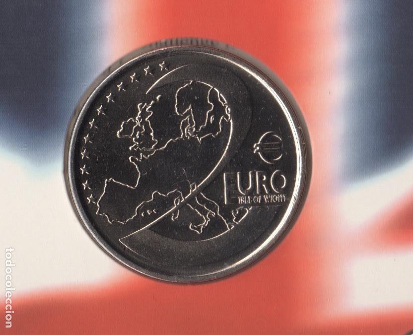 Monedas antiguas de Europa: 1998 monedas EURO de Isla de WIGHT - SC - Foto 4 - 165993970