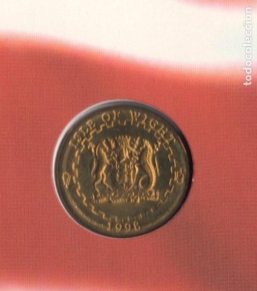 Monedas antiguas de Europa: 1998 monedas EURO de Isla de WIGHT - SC - Foto 10 - 165993970