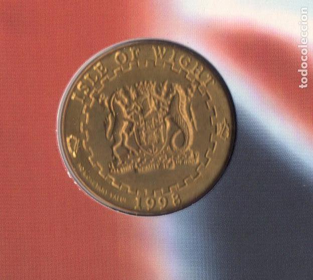 Monedas antiguas de Europa: 1998 monedas EURO de Isla de WIGHT - SC - Foto 11 - 165993970